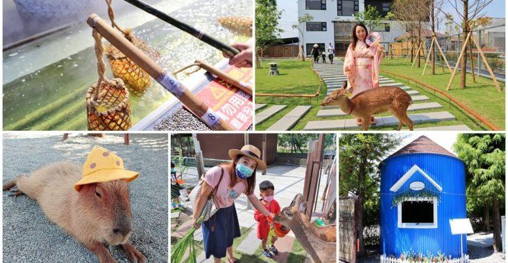 這樣玩宜蘭三星景點,一日遊推薦行程,可愛水豚君,溫泉煮蛋趣 @小兔小安*旅遊札記
