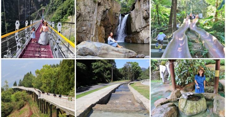 南投戶外景點》南投TOP8森林步道推薦,瀑布秘境,走入大自然能量景點 @小兔小安*旅遊札記