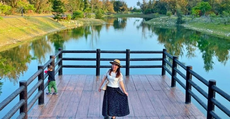 台東景點 台東森林公園 走進森林賞琵琶湖,騎單車漫遊,戶外散步好地方! @小兔小安*旅遊札記
