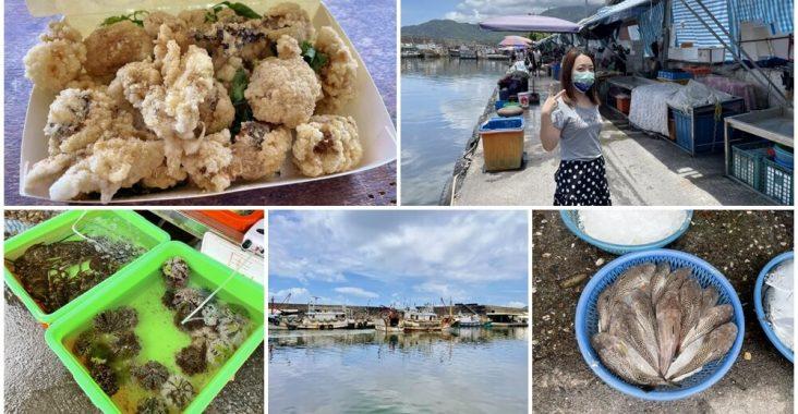 宜蘭景點》大溪漁港首推鮟鱇魚零失敗料理,新鮮漁貨和海鮮美食一把抓 @小兔小安*旅遊札記