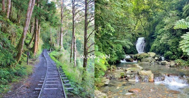 宜蘭登山步道》精選宜蘭森林景點,好走的山林步道,沐浴芬多精輕鬆之旅 @小兔小安*旅遊札記