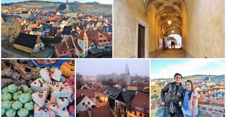 捷克景點》庫倫洛夫CK小鎮,最浪漫的波希米亞小鎮,童話王國漫遊去 @小兔小安*旅遊札記