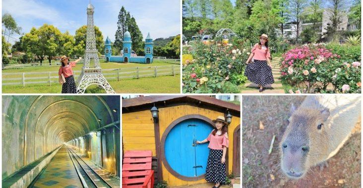 25個桃園景點人氣必玩去處,最新打卡景點在這,限定花季全打包 @小兔小安*旅遊札記
