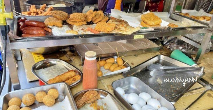 小琉球美食洪媽媽早餐店,菜單分享&必吃推薦,賓士包好吃 @小兔小安*旅遊札記