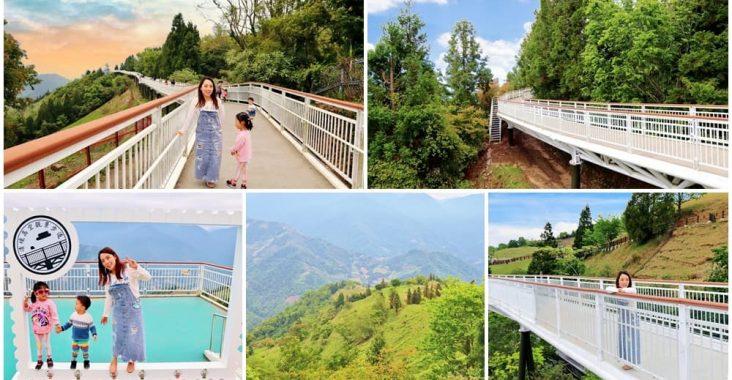 南投景點》清境天空步道,最美高空景觀步道!伸手就能摸到雲朵,新增400公尺步道超夢幻~ @小兔小安*旅遊札記