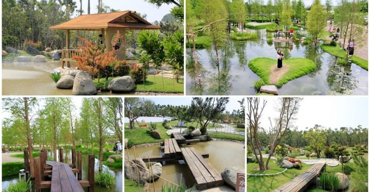 雲林景點》澄霖沉香味道森林館,台版兼六園在這,日本式庭院散步趣 @小兔小安*旅遊札記