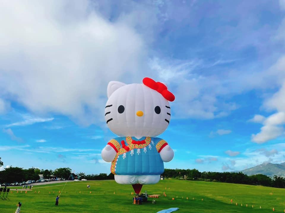 2021台東鹿野景點》帶你玩鹿野高台一日遊!熱氣球、IG打卡、親子牧場全分享~