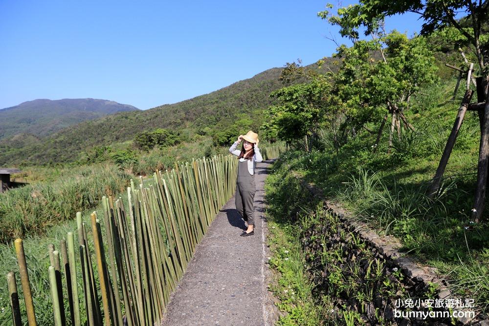 宜蘭景點》渭水之丘,宜蘭IG網紅打卡熱點,眺望美麗宜蘭平原~