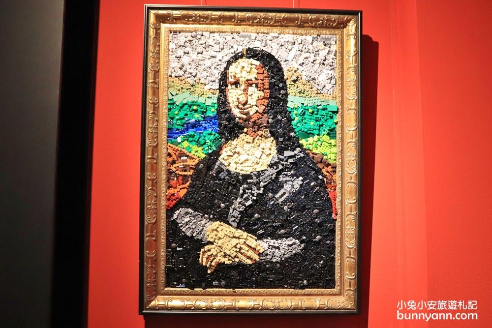 宜蘭景點》OMG!畫框博物館,親子畫框DIY,3D彩繪、浮誇畫框牆拍很大~