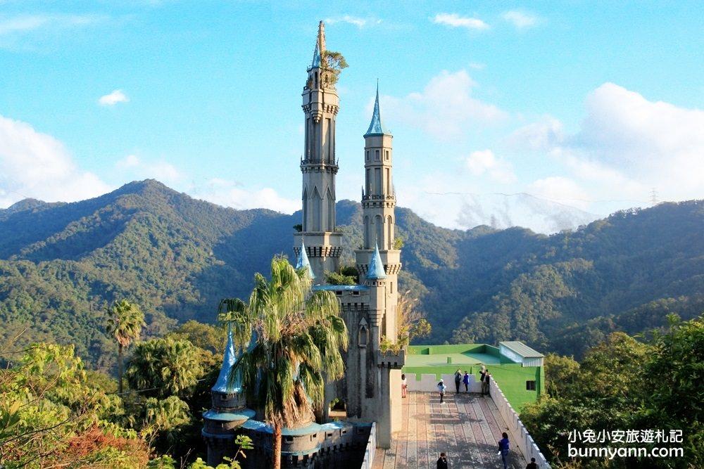 新竹景點》IG打卡台版迪士尼城堡!佛陀世界夢幻城堡登場~ @小兔小安*旅遊札記