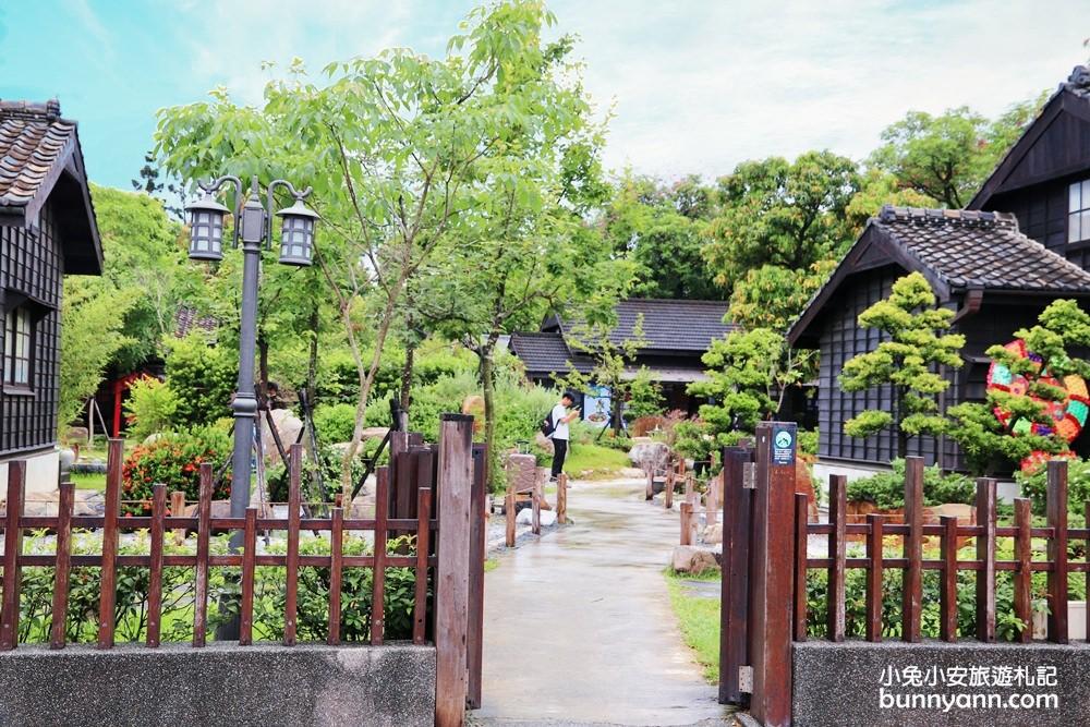 嘉義景點》嘉義檜意森活村,美麗日式建築群中緩慢旅行,台版小京都~
