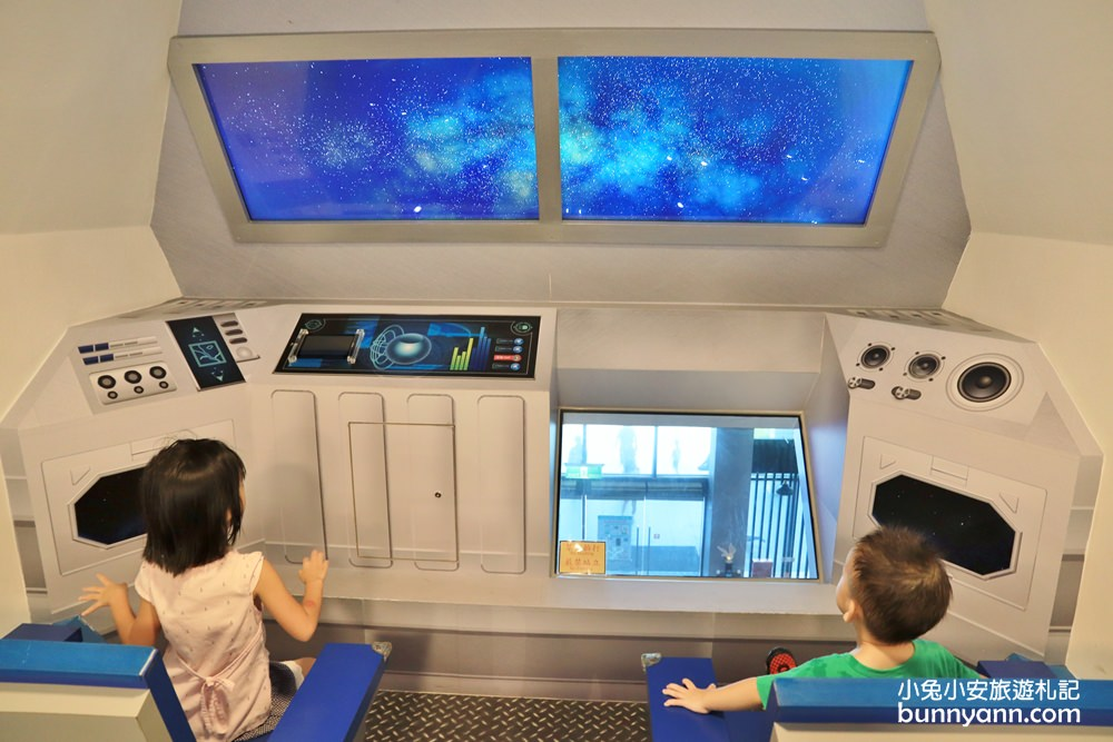 南投景點》高CP值車籠埔斷層保存區,太空梭、VR體驗、跳舞機,隱藏版50元一票玩到底!