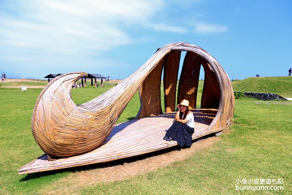 台東景點》找到了!加路蘭遊憩區美麗蘇打藍海洋,小野柳奇岩怪石王國~