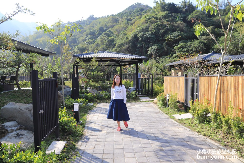 台南新景點》龜丹六二溫泉山房,比深山還要裡面的美人溫泉,來場悠閒泡湯之旅~