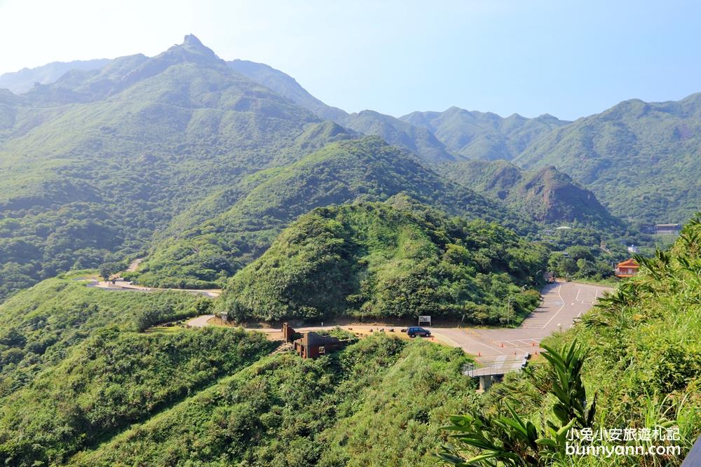 新北景點》東北角步道!金瓜石報時山步道,最平易近人的看海景觀登山步道~