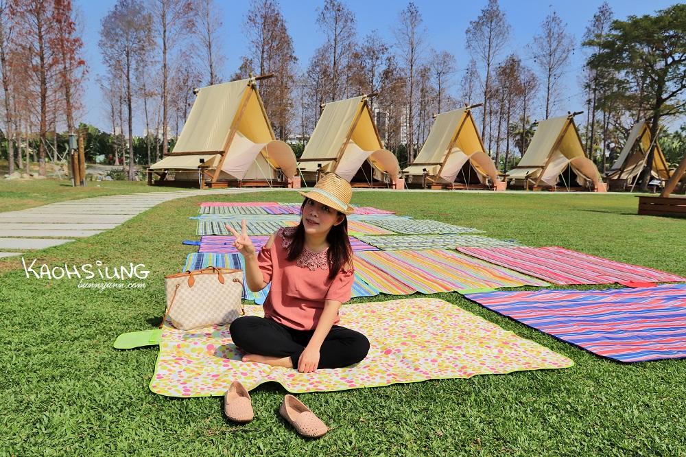高雄景點》淨園機場咖啡休閒農場,追飛機、玩沙子、餵小動物趣~ @小兔小安*旅遊札記