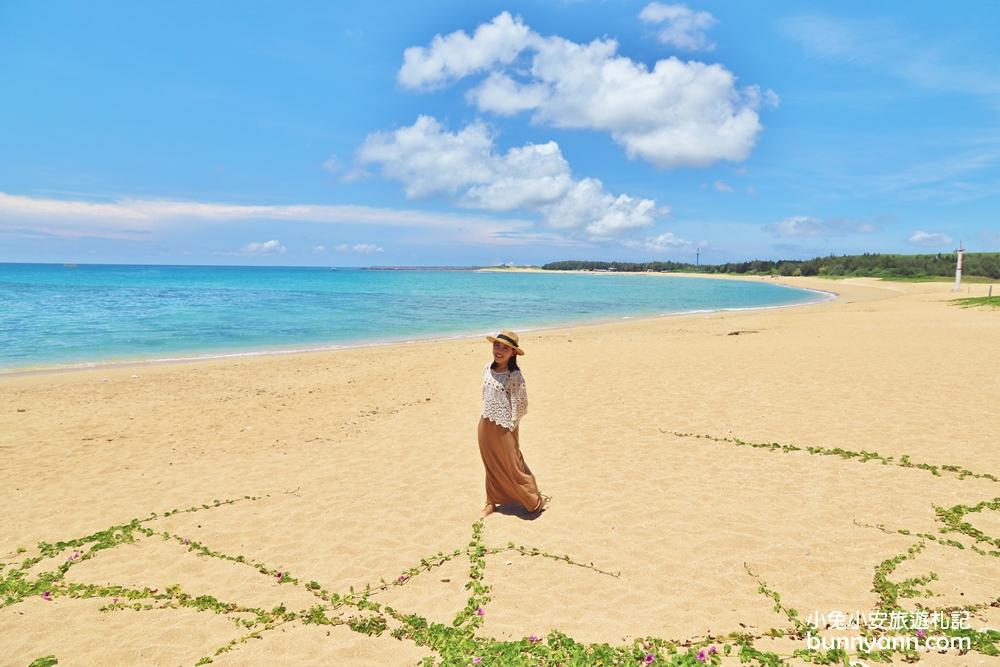澎湖》找到貝殼教堂!白灣景觀餐廳擁有整座白色沙灘,海風徐徐好愜意~