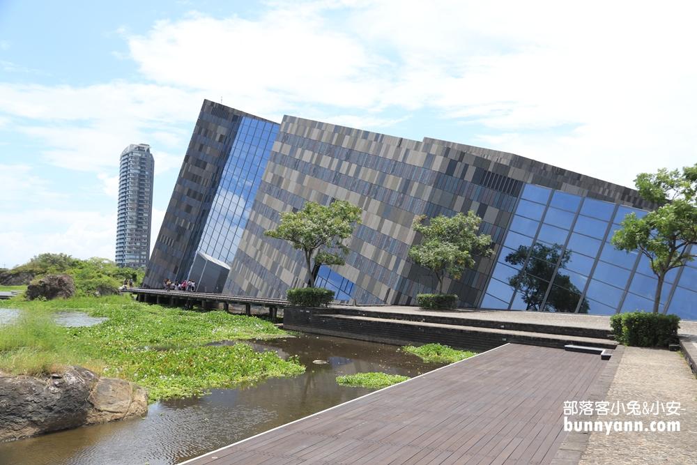 宜蘭》好想去喔!像鯨魚的蘭陽博物館,親子考古沙坑新登場,走入宜蘭故事中~
