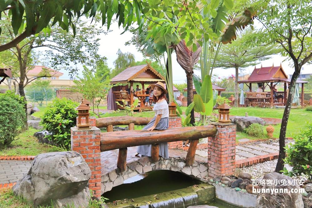 屏東》秒飛泰國!南洋風高腳屋,情侶約會、IG打卡熱門點,在島嶼來份浪漫的泰式風味餐