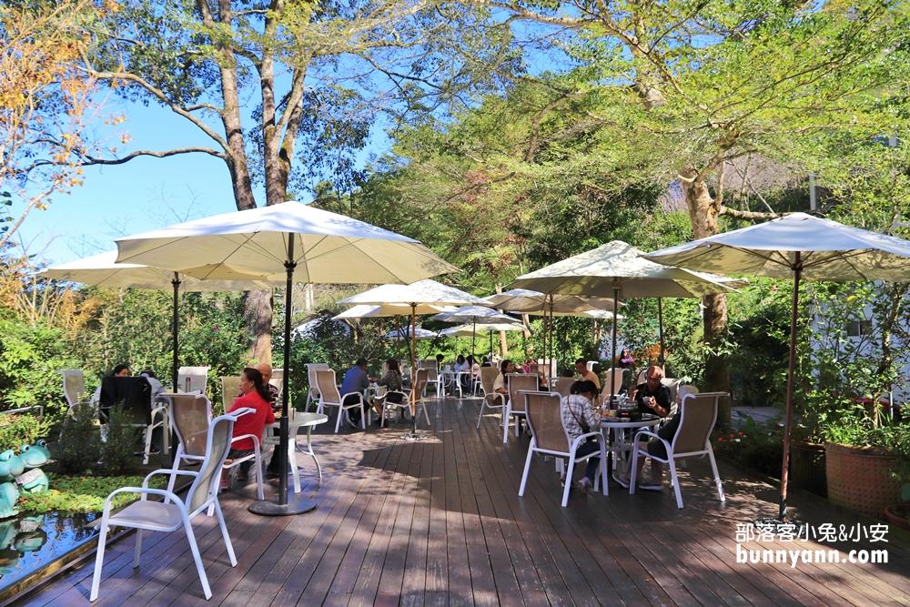 台中》桃李河畔森林下午茶,森林小徑、池畔賞景,一起沐浴自然中