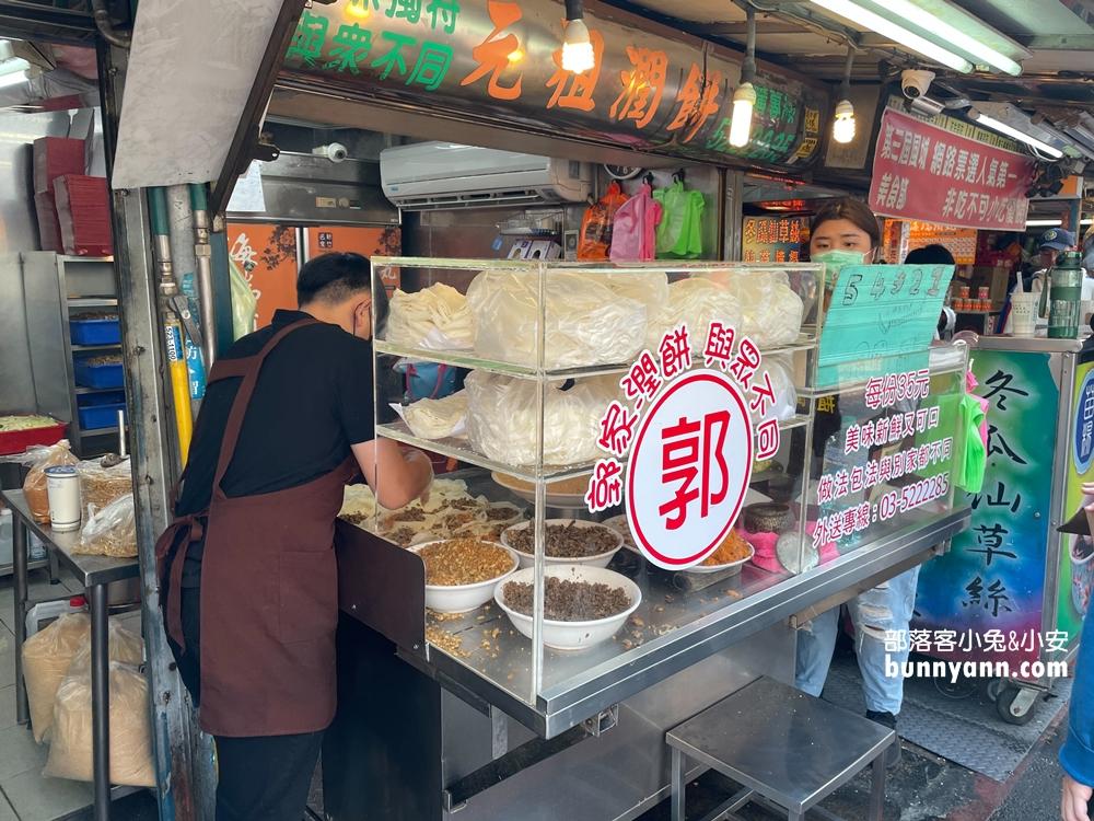 新竹城隍廟美食有地雷?觀光客推薦必吃,肉燥飯、雞蛋糕都讚