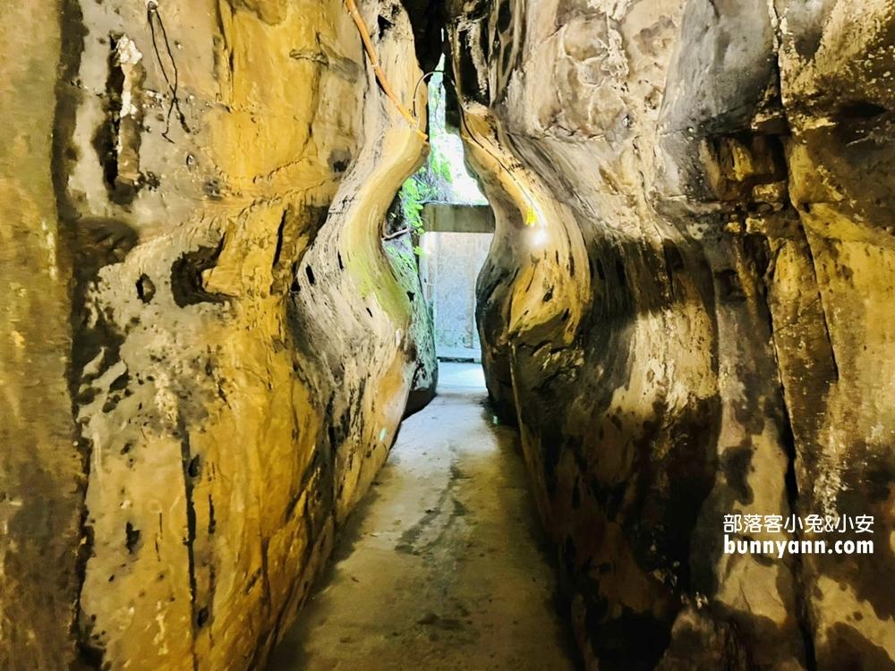 基隆》最大地底國!基隆小敦煌仙洞巖地下洞穴,沒一小時無法闖關的地底探險