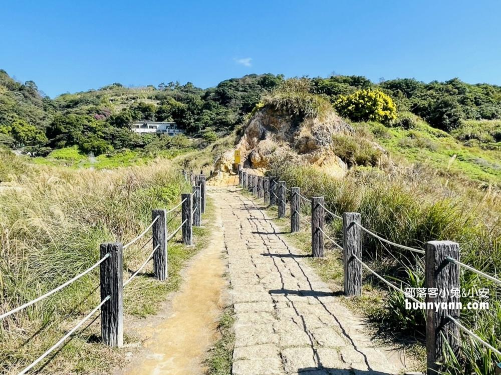 台北》地獄谷!北投硫磺谷半日遊散策,免費溫泉足湯,地獄谷登山步道好特別