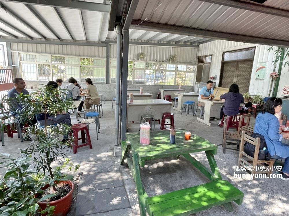 台東美食》池上早餐吃這味!大池豆皮店在地人也愛吃,柴燒豆皮超美味!