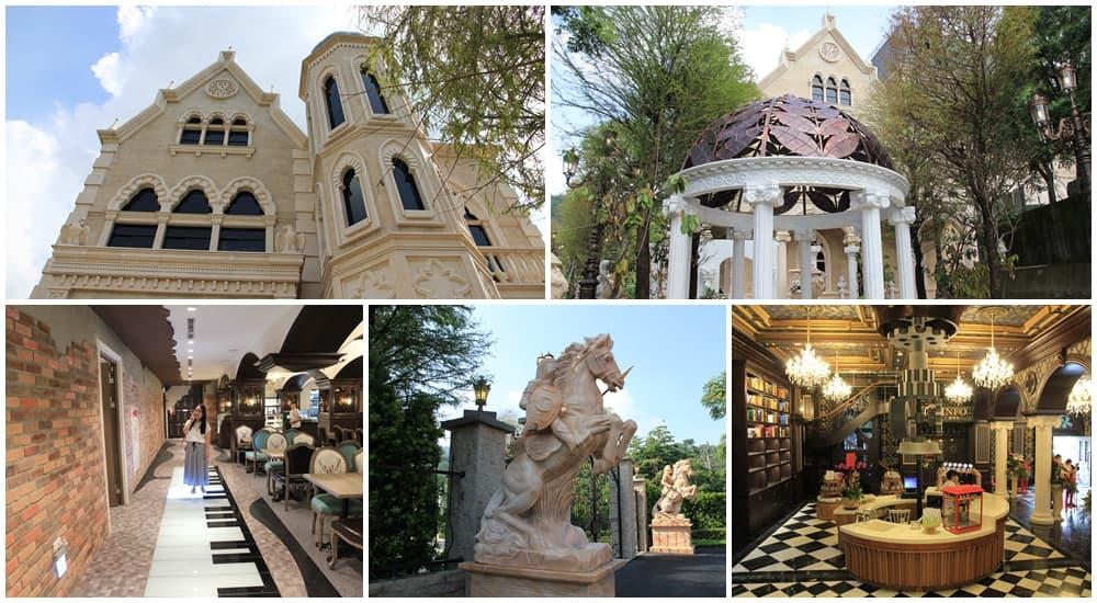 南投妮娜巧克力夢想城堡,埔里霍格華茲魔法城堡,來當巧克力古堡學員~