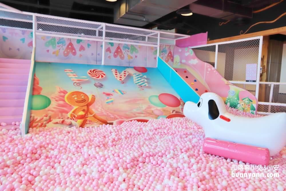 台東景點 綺麗台東巨蛋樂園 飄移卡丁車,彈跳床,水彈槍射擊,超好玩室內親子王國