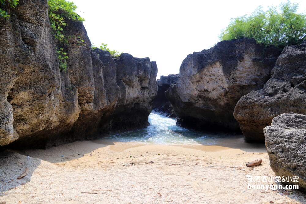 小琉球龍蝦洞,夢幻海岬沙灘這裡拍,沒有龍蝦的龍蝦洞