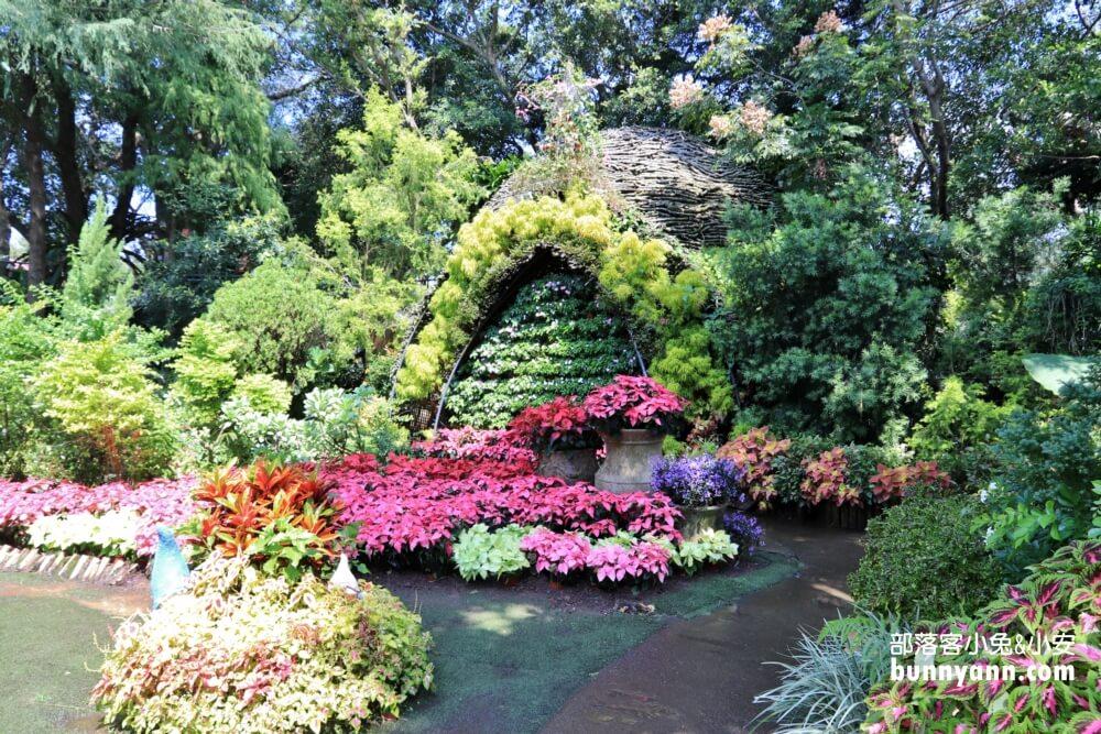 帶你玩花露農場,城堡住宿&訂房介紹,季節限定花季攻略