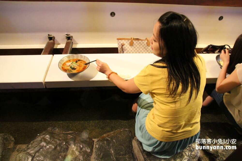宜蘭美食》礁溪樂山溫泉拉麵,溫泉泡腳吃拉麵雙重享受!