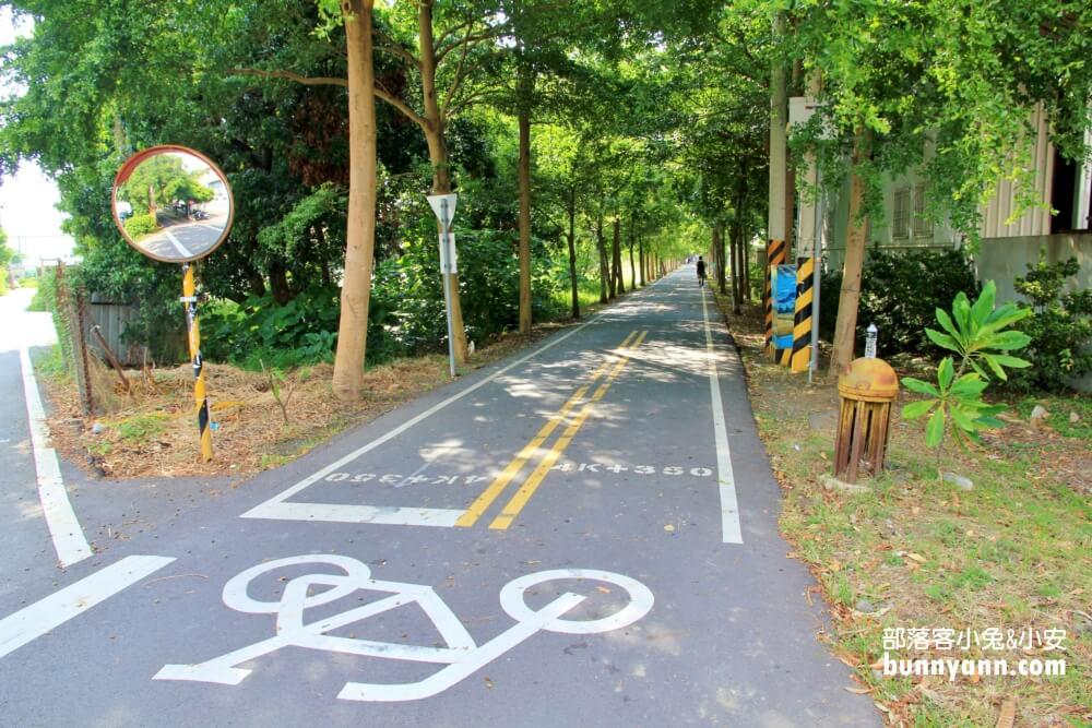 台中景點》新攝影點!潭雅神綠園道,美拍浪漫s彎道&波浪自行車道