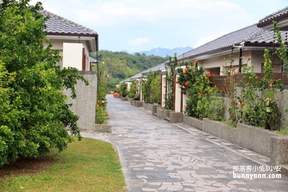 台東待整天都不膩!鹿野綺麗渡假村,VILLA溫泉別墅好放鬆,到台東玩就住這