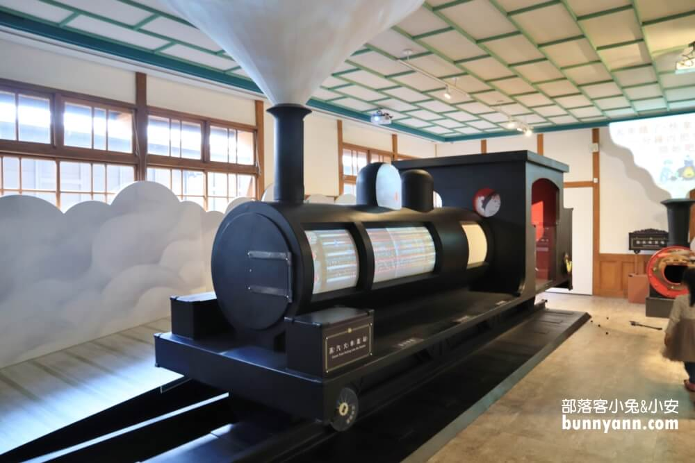 台北國立臺灣博物館鐵道部園區|仿真車廂,月台好好拍,放假走走好地方