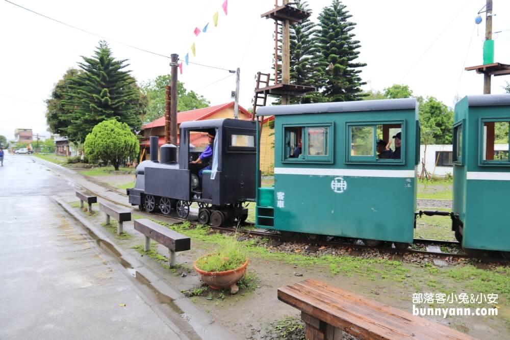 宜蘭三星天送埤車站,搭小火車好有趣,復古木造車站,小火車跟列車長等你來