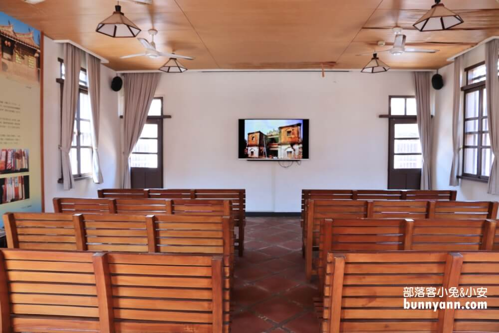 金門景點》水頭聚落金水國小,當年金門最大洋樓小學,古色古香環境悠閒自在