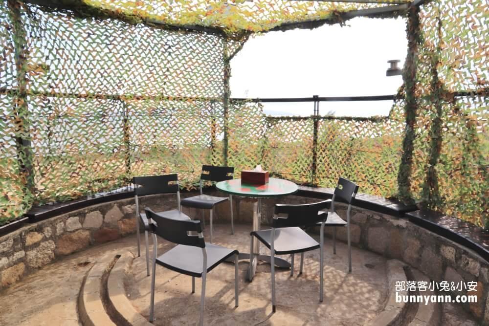 金門景點》慈湖三角堡,神秘碉堡秘境,海灘戰車群,最佳賞夕陽好地方