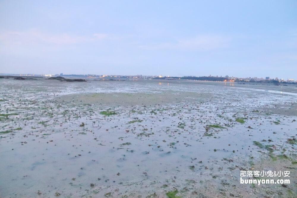 金門景點》建功嶼金門版摩西分海,必拍海上牡蠣人,賞夕陽最佳秘境