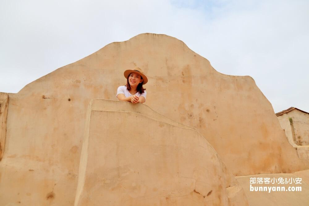 金門景點》沙美摩洛哥,沙美老街金門版小摩洛哥,旅人必訪北非風情