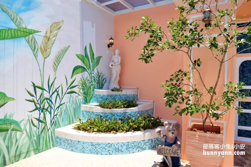 宜蘭新景點》礁溪兔子迷宮狐狸小姐,阿凡達奇幻水世界,浪漫莊園下午茶