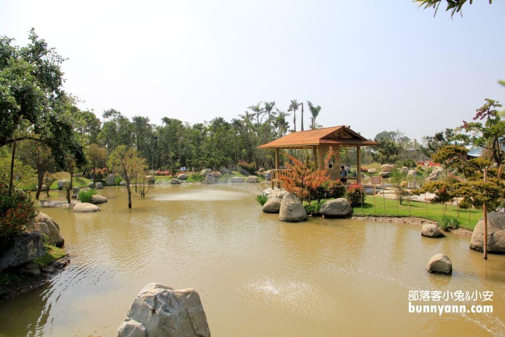 雲林景點》澄霖沉香味道森林館,台版兼六園在這,日本式庭院散步趣