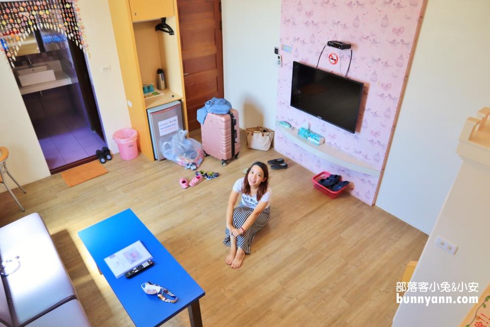 小琉球船屋特色民宿,市區中央民宿,房型介紹&包套行程推薦