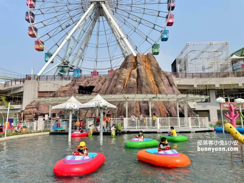 台北》小朋友最愛~兒童新樂園歡樂報到囉!這樣玩樂園最划算
