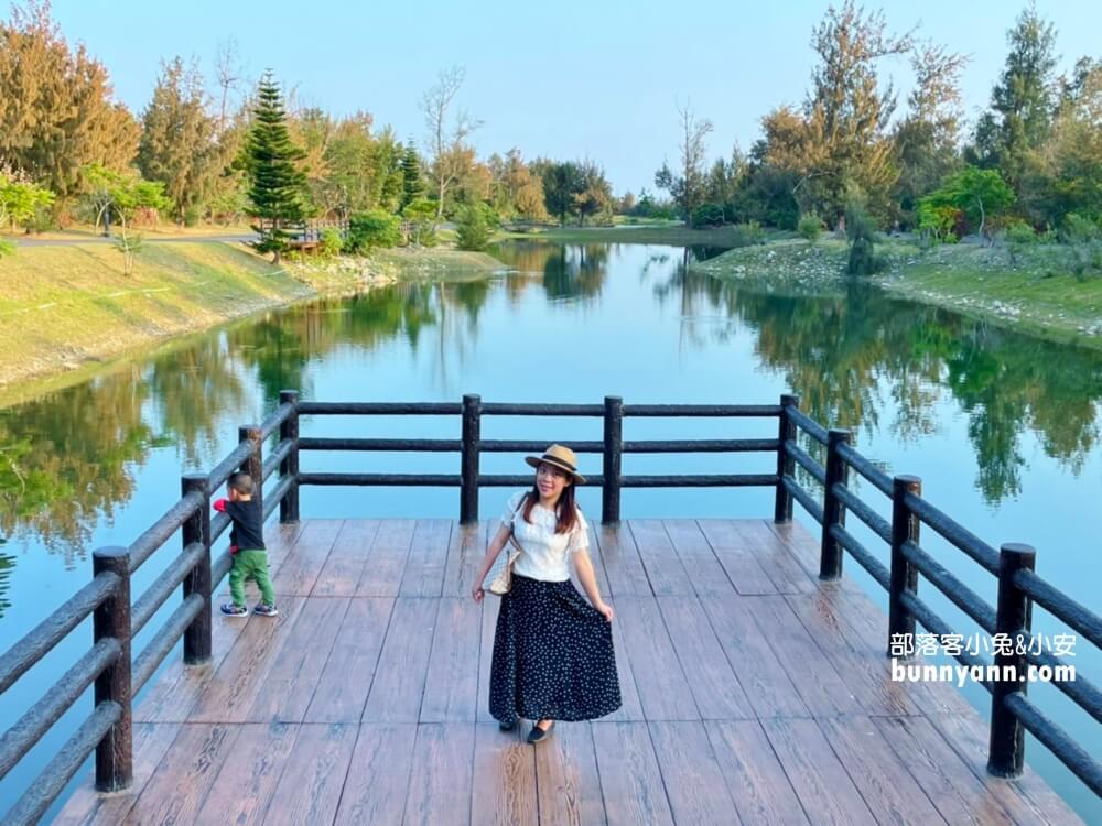 台東景點|台東森林公園|走進森林賞琵琶湖,騎單車漫遊,戶外散步好地方!