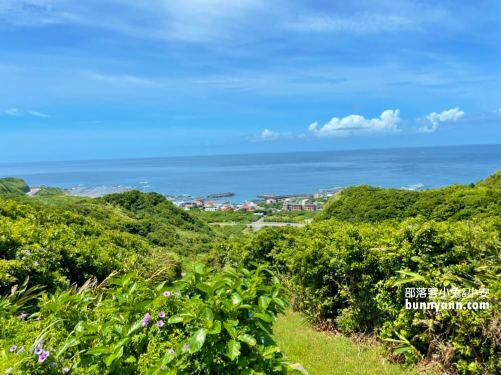 新北景點》三貂角燈塔,浪漫地中海風情,眺望湛藍太平洋海景