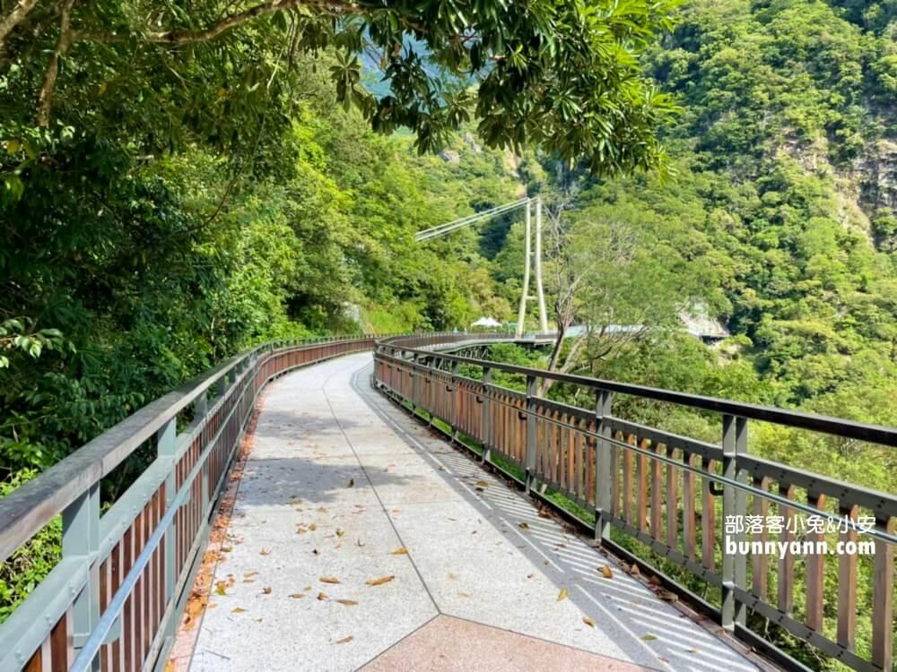花蓮景點》山月吊橋,超美峽谷天空步道,太魯閣評論最佳健走賞景好去處