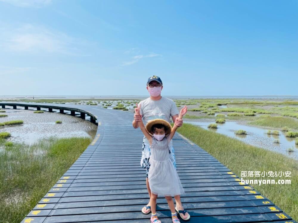 台中景點》高美濕地一日遊,行程規劃,開放時間,濕地潮汐一次整理