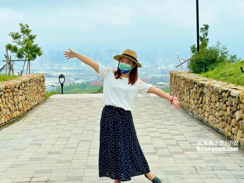 台中景點》望高寮夜景公園,俯瞰台中城市景色,台中人氣賞夜景去處